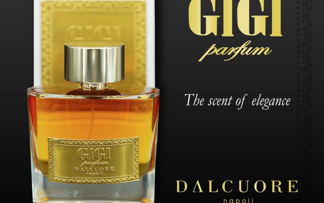 Gigi, la fragranza della maison Dalcuore